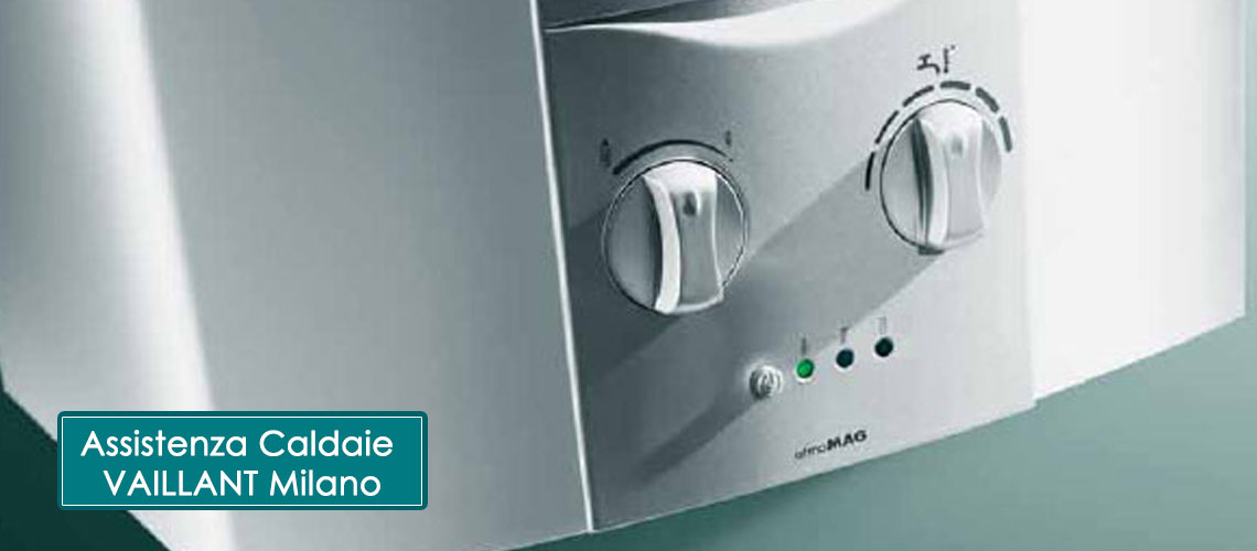 Scaldabagno a Gas Vaillant Rosate - Assistenza Caldaie Vaillant Rosate