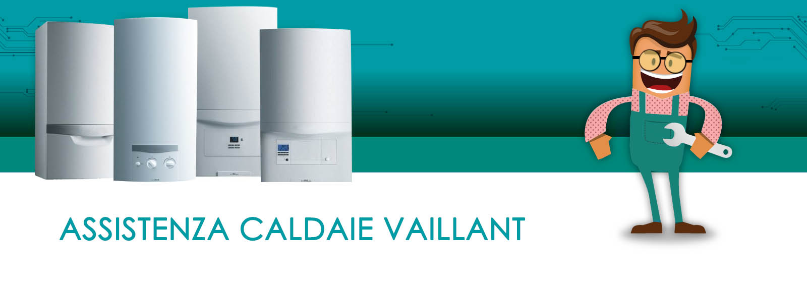 Assistenza Vaillant a Camparada